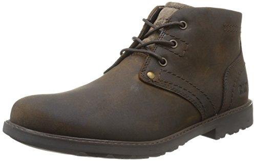 Cat Footwear CARSEN MID P714209, Scarpe basse uomo, Beige (Beige/TAN), 43