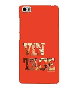 EPICCASE Vintage Mobile Back Case Cover For Xiaomi Mi5 (Designer Case)