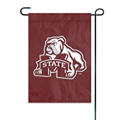 Buy Mississippi State Bulldogs Garden Window Flag by Party Animal