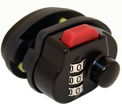 FJM Security SX-105 Combination Gun Trigger Lock