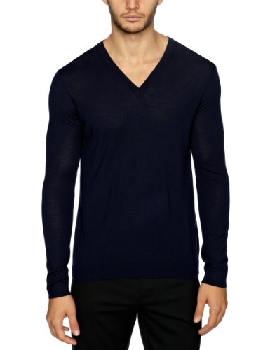 Pringle MZ487 Men's Jumper Dark Navy Medium