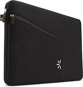 Caselogic PAS-215 15-Inch Macbook Neoprene Sleeve (Black)