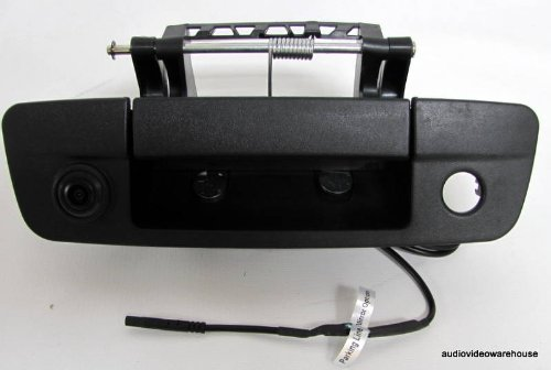Echo Master Fc-Dram 2012-2013 Dodge Ram Factory Backup Camera System