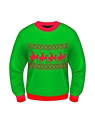 Christmas Sweater   Sweater Costume   Reindeer