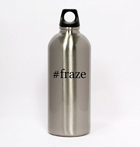 fraze-hashtag-silver-water-bottle-small-mouth-20oz