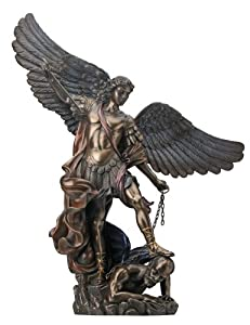 St. Michael The Archangel Collectible Figurine