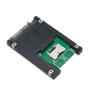 Syba 2.5-Inch SATA to 2 SD Card Adapter (SD-ADA40081)
