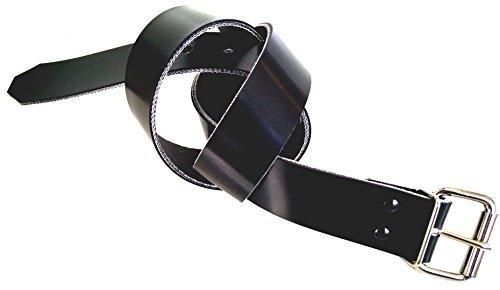 Held Vegan Gear Mens Reversible Basic Belt 30 Black