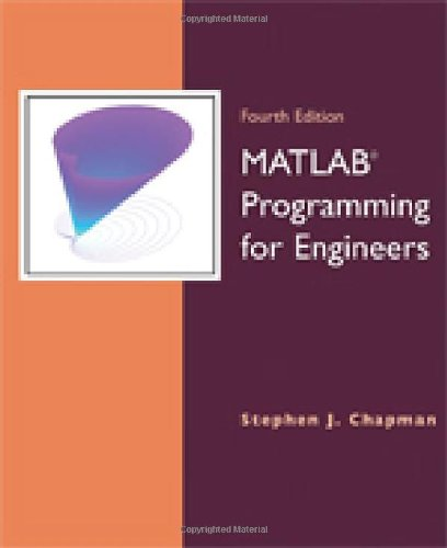 MATLAB Programming for Engineers (Programming Engineers compare prices)