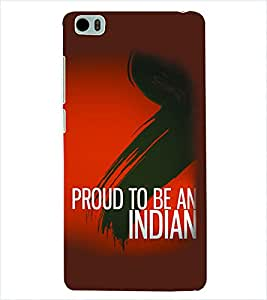 ColourCraft Quote Back Case Cover for XIAOMI MI 5