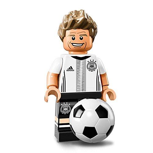 LEGO 71014 Minifigures EURO 2016 Nazionale Germania Thomas Müller Mini Action Figure