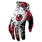 2013 O'Neal Jump Gloves LARGE MUTANT RED/BLACK