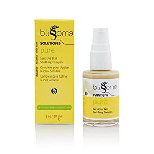 Blissoma Solutions natural skincare Pure Sensitive Skin Soothing Complex