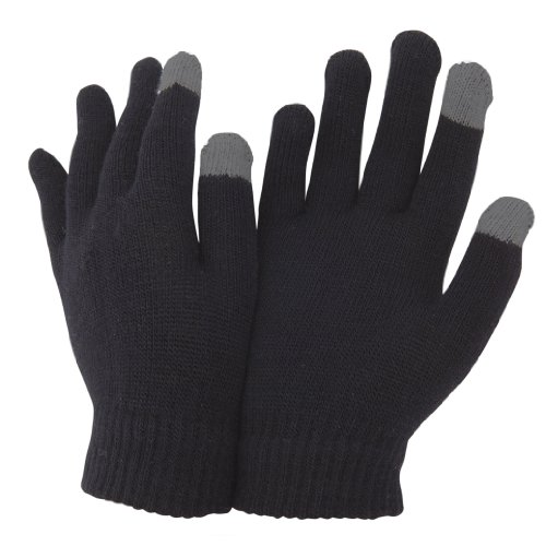 FLOSO® Unisex Mens/Womens IPhone/iPad Mobile Touch Screen Winter Magic Gloves