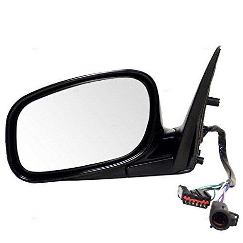 Town Car 98-02 Rear View Mirror Lh, W/O Electrochromic, W/ Memory Left Driver Side
