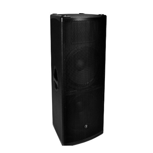 New Mackie | High-Performance S500 Series 2400W Dual 15-Inch 2-Way Passive Loudspeaker, S525 With Dual 15-Inch Woofer And 1-Inch High Frequency Driver (Dual 15-Inch)