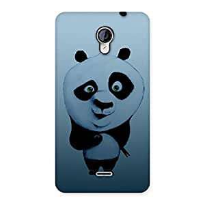 Ajay Enterprises Elite Cute Kid Panda Back Case Cover for Micromax Unite 2 A106