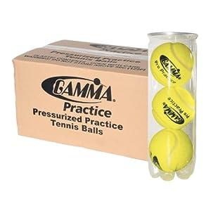 Buy Gamma Pro Practice Balls (24 Cans) by Gamma