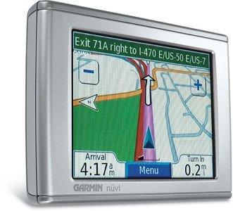 Garmin NÜVI 350T Auto-Navigationssystem