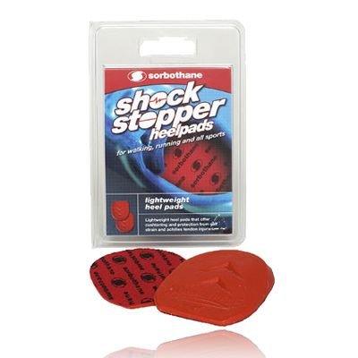 Sorbothane Shock Stopper Heel Pads, Size UK9-13