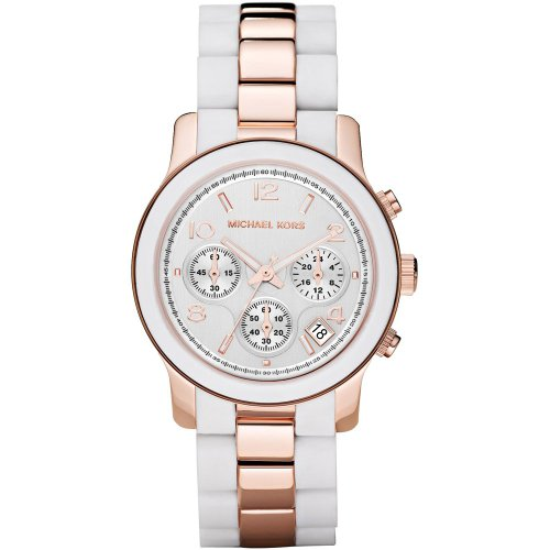 Michael Kors MK5464 Ladies Rose Gold Chronograph Watch