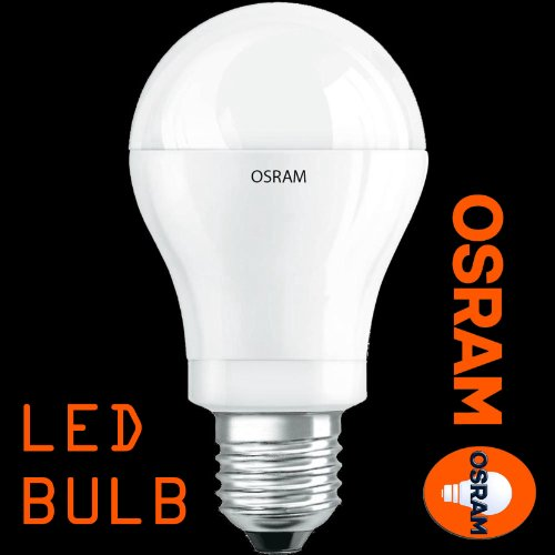Star Classic A 40 6W LED Bulb (Warm White, Pack of 10)