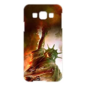 a AND b Designer Printed Mobile Back Cover / Back Case For Samsung Galaxy E5 (SG_E5_3D_2037)
