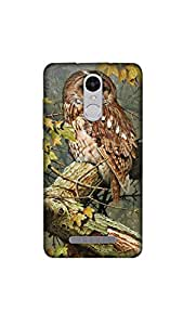 Joovvi Premium Animal Printed Designer Mobile Case/Cover For Redmi note 3