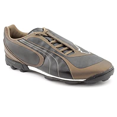 Puma V5.08 Big Cat TT Mens Size 13 Brown Synthetic Soccer Cleats Shoes