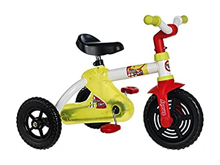 Smoby - 435015 - Tricycle - Premier Vtt