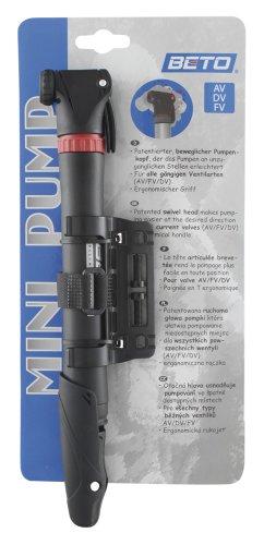 Beto - Mini pompa, colore: Nero
