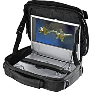 Case Logic Portable in Car DVD Player Case for 5-7 Inch DVD Players
