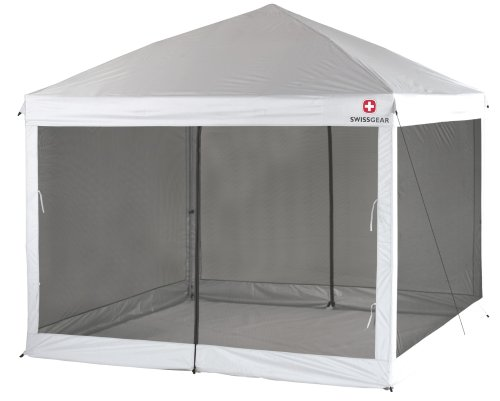 Swiss Gear Smart Shade 10- by 10-Foot Screenhouse