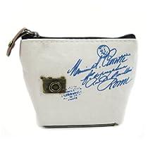 Zehui Women Lady Girl Retro Coin Bag Card Case Purse Wallet Vogue Classic Handbag Gift B
