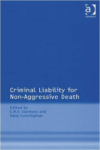 Criminal Liability for Non-Aggressive Death