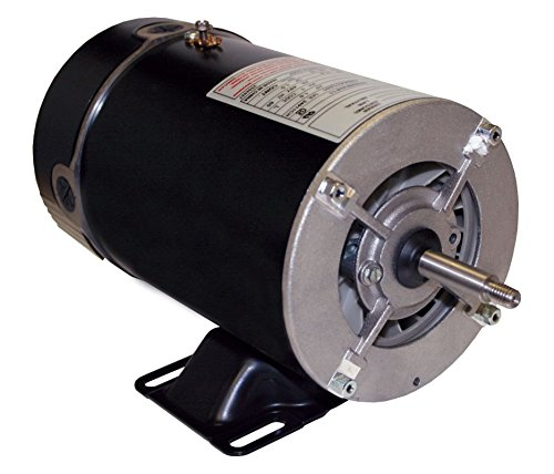 1 Hp 3450 Rpm 48Y Frame 115V Pool & Spa Electric Motor Century # Bn25V1