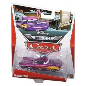 Disney World of Cars Ramone