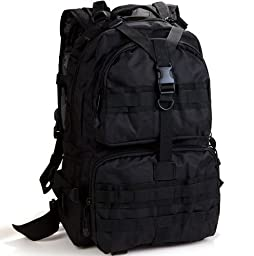 Huamost Outdoor Sport Military Rucksacks Tactical Backpack Camping Hiking Trekking Bag