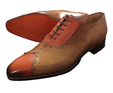 vintage valor stesso italian leather shoes made in