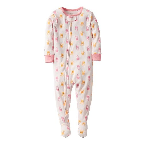 Carter'S Cat Footed Sleeper Sleep & Play (18 Months) front-328267