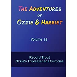 Ozzie & Harriet [Volume 35]