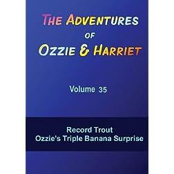 Ozzie & Harriet [Volume 35]