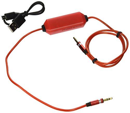 ''Pilot ELECTRONICS EL MSync Aux, Red Power Cable (EL-1301R)''