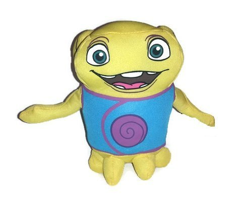 Yellow Oh Boov Dreamworks Animation Home 2015 Movie 6 Inch (Small) Stuffed Doll