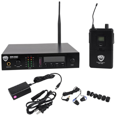 Nady PEM-1000 Wireless In-Ear Monitoring System