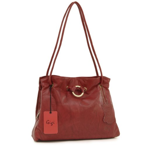 Gigi Shoulder Bag - Othello - Red