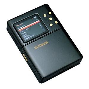 HiFiMAN デジタルオーディオプレーヤー HM-801