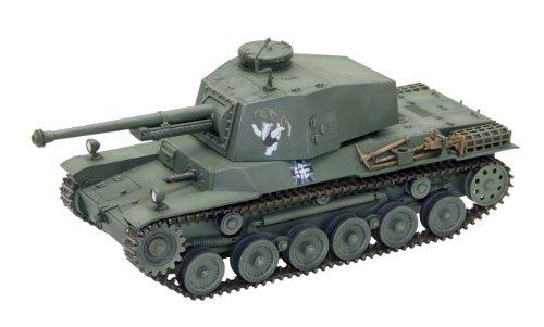 1/35 ガルパン 三式中戦車[チヌ]