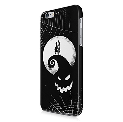 Nightmare Before Christmas Story Jack And Sally iPhone 6, 6s Hard Plastic Case Cover