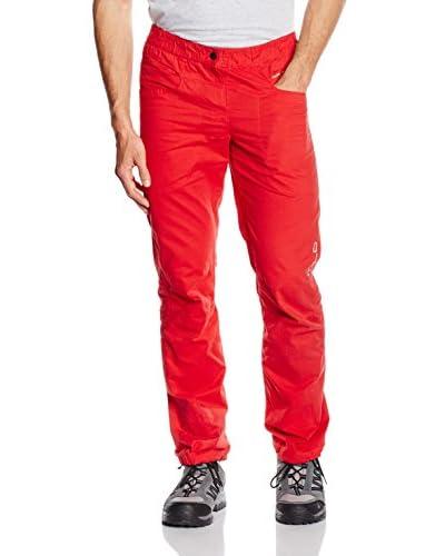 Milo Pantalone da Trekking Pure [Rosso/Blu]